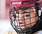 Kristyn Capizzano (BC - 7) - The Boston College Eagles practiced at Fenway on Monday, January 9, 2017, in Boston, Massachusetts.Kristyn Capizzano (BC - 7) - The Boston College Eagles practiced at Fenway on Monday, January 9, 2017, in Boston, Massachusetts.