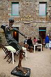 """20080724 - France - Bretagne - Camlez<br />LA CREPERIE DU """"COUVENT ALTERNATIF"""" A CAMLEZ (22).<br />Ref : COUVENT_ALTERNATIF_011.jpg - © Philippe Noisette."""