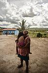 Comunidade de Jerusalém, município de Rubim na região do baixo Jequitinhonha, Norte de Minas Gerais. Nessa região é possível encontrar três tipos de biomas: caatinga, cerrado e mata atlântica. A ASA Brasil, Articulação no Semiárido Brasileiro, tem implementado em diversas comunidades no Norte de Minas o Programa Uma Terra e Duas Águas (P1+2) e o Programa Um Milhão de Cisternas (P1MC) que tem como objetivo viabilizar a captação e armazenamento de água de chuva nessas comunidades para consumo humano, criação de animais e produção de alimentos. Entre os parceiros para implementação dos projetos tem destaque na região a Cáritas Diocesana de Almenara. Juliana Batista de Oliveira.