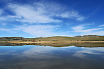 The Marin County Nicasio Reservoir on a recent Point Reyes shoot.