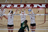 Stanford Volleyball W v Cal Poly, Round 2 NCAA, December 7, 2019