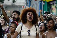 18.03.2018 - Protesto pela morte de Marielle em SP