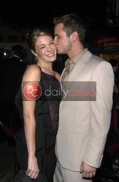 Leann Rimes and husband Dean Sheremet