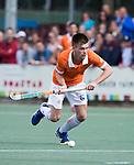 UTRECHT - Thierry Brinkman (Bldaal)  tijdens de hockey hoofdklasse competitiewedstrijd heren:  Kampong-Bloemendaal (3-3). COPYRIGHT KOEN SUYK