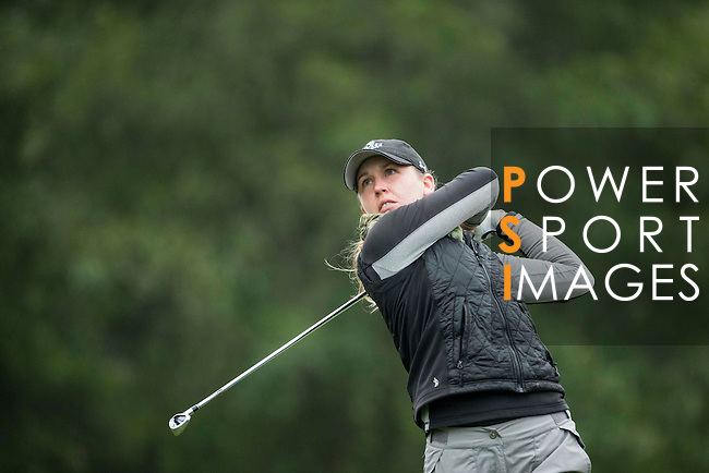 Sally Watson of Scotland plays during Round 2 of the World Ladies Championship 2016 on 11 March 2016 at Mission Hills Olazabal Golf Course in Dongguan, China. Photo by Victor Fraile / Power Sport Images