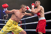 Gyula Tallosi (Hungary) vs Rashid Kassem (Denmark)
