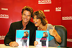 05-19-09 Lisa Rinna new book & Harry Hamlin