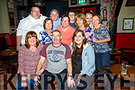 Alan Mcgovern Strand Road Tralee, celebrates his 50th Birthday with family and friends at Turners Bar on Saturday