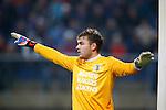 Nederland, Heerenveen, 17 november 2012.Seizoen 2012-2013.Eredivisie .SC Heerenveen-RKC Waalwijk.Jeroen Zoet, keeper (doelman) van RKC