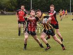 St Kevins Enda McKenna Na Piarsaigh Joe Woods. Photo:Colin Bell/pressphotos.ie
