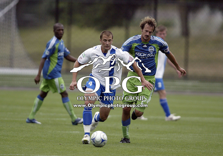 I would bring back those royal blue secondary kits with the green shorts ... 9444dc380
