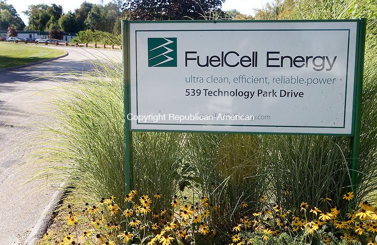 TORRINGTON CT. 15 September 2014-091514SV13- FuelCell Energy in Torrington Monday. <br /> Steven Valenti Republican-American