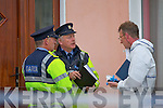 Gardai at the scene of the double murder in Langford Downs, Killorglin on Tuesday.