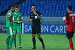 Macau vs Brunei during their AFC Solidarity Cup Malaysia 2016 Semi-Final match at Sarawak Stadium on 12 November 2016, in Kuching, Malaysia. Photo by Stringer / Lagardere Sports