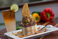 Ahi Tuna Tower<br />