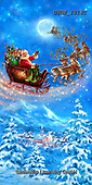 Dona Gelsinger, CHRISTMAS SANTA, SNOWMAN, WEIHNACHTSMÄNNER, SCHNEEMÄNNER, PAPÁ NOEL, MUÑECOS DE NIEVE, paintings+++++,USGE1314C,#x#