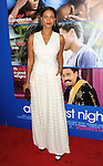 Joy Bryant arriving at the Pan African Film and Arts Festival premiere of About Last Night, held at the Cinerama Dome on February 11, 2014.
