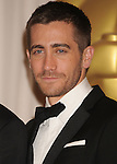 HOLLYWOOD, CA. - March 07: Presenter/Actor Jake Gyllenhaal poses in the press room at the 82nd Annual Academy Awards held at the Kodak Theatre on March 7, 2010 in Hollywood, California.