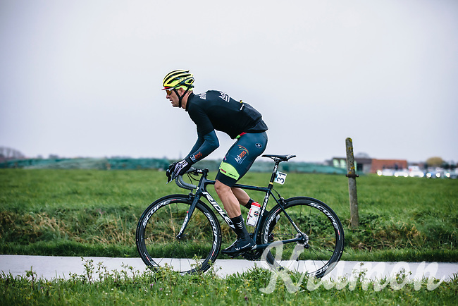 Kevyn Ista (BEL/Team Wallonie Bruxelles)<br /> <br /> GP Monseré 2020<br /> One Day Race: Hooglede – Roeselare 196.8km. (UCI 1.1)<br /> Bingoal Cycling Cup 2020