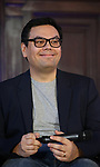 Robert Lopez attends the press day for 'Frozen' The Broadway Musical on February 13, 2018 at the Highline Hotel in New York City.