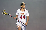 Costa Mesa, CA 02/20/16 - Cynthia Del Core (USC #44) in action during the Duke vs USC NCAA Women Division I game at Orange Coast College during the inaugural Orange County Winter Invitational.  18 ranked USC defeated 5th ranked Duke 11-5.