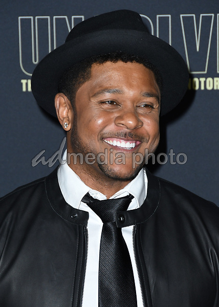 "22 February 2018 - Hollywood, California - Pooch Hall. USA Network's ""Unsolved: The Murders of Tupac & The Notorious B.I.G."" held at Avalon Hollywood. Photo Credit: Birdie Thompson/AdMedia"