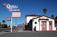 Quail Inn Motel in Tucson, AZ