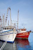 Shrimp boat, Key West, Florida