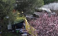 2018 03 19 Gypsy camp in Madrid