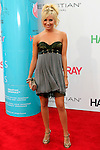 Ashley Tisdale at the premiere of 'Hairspray' at the Mann Village Theater in Westwood, Los Angeles, California on July 10, 2007. Photopro.
