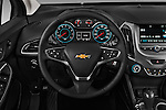 Car pictures of steering wheel view of a 2017 Chevrolet Cruze LT 5 Door Hatchback Steering Wheel