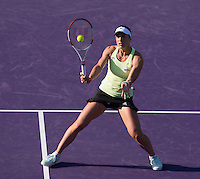 ANDREA PETKOVIC (GER)<br /> <br /> Tennis - Sony Open - ATP-WTA -  Miami -  2014  - USA  -  19 March 2014. <br /> <br /> &copy; AMN IMAGES