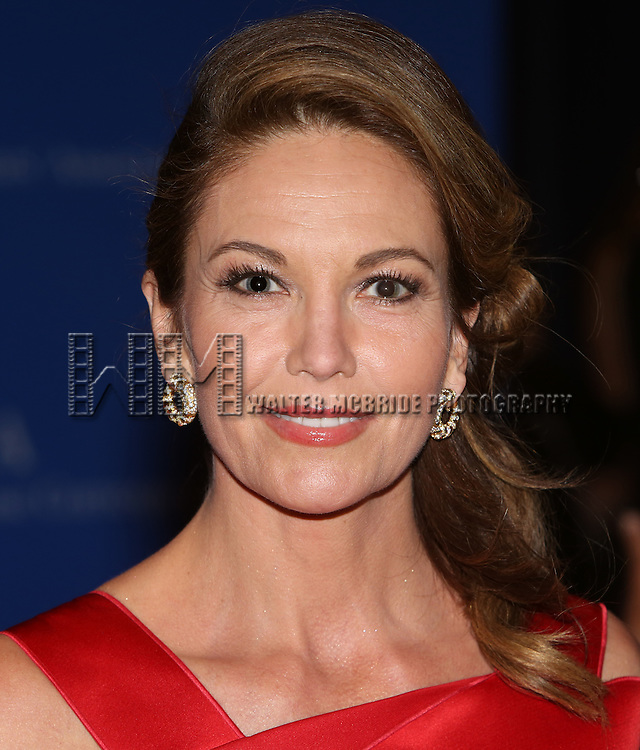 Diane Lane attends the 100th Annual White House Correspondents' Association Dinner at the Washington Hilton on May 3, 2014 in Washington, D.C.