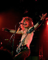 Airbourne performing at The Prince of Wales, 19 January 2007