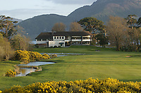 A picture of the 18th hole on the Killeen Course  at Killarney Golf and Fishing Club taken in 2010. <br /> Picture by Don MacMonagle