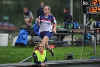 FIERLJEPPEN: IJLST: 1e klas wedstrijd, ©foto Martin de Jong