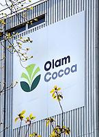 Nederland  Koog aan de Zaan. - 2020. Olam Cacao fabriek. .   Foto Berlinda van Dam / HH / ANP