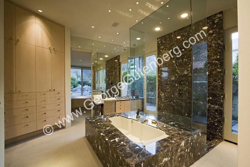 Stock photo of luxury bathroom Stock photo of master bath, en suite, bathroom