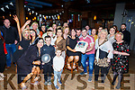 Martina Murphy from Kevin Barry Villas celebrating her birthday in the Ashe Hotel on Saturday night.