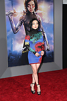 "LOS ANGELES - FEB 5:  Lana Condor at the ""Alita: Battle Angel"" Premiere at the Village Theater on February 5, 2019 in Westwood, CA"