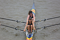 Crew: 361   ARD-MCLELLAN    Ardingly Rowing Club    W J16 2x Club <br /> <br /> Pairs Head 2017<br /> <br /> To purchase this photo, or to see pricing information for Prints and Downloads, click the blue 'Add to Cart' button at the top-right of the page.