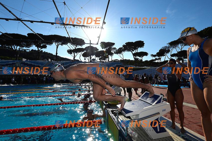 Marco Orsi Italia <br /> Roma 12/6/2013 Piscina del Foro Italico <br /> Nuoto 50mo trofeo Settecolli<br /> Settecolli 50th International swimming trophy <br /> Foto Andrea Staccioli Insidefoto