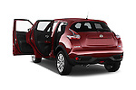 Car images of a 2015 Nissan JUKE TEKNA 5 Door SUV 2WD Doors
