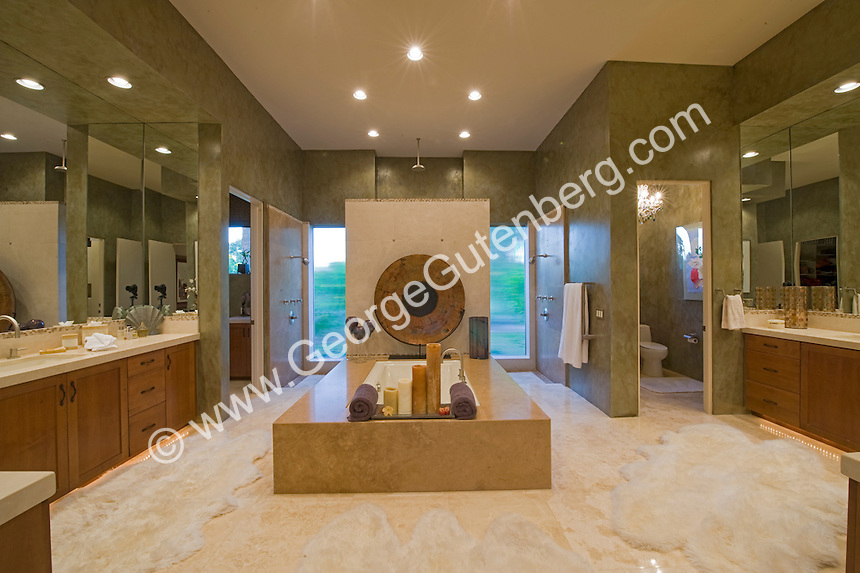 Stock photo of residential bathroom interior design Stock photo of ...