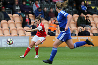 Jodie Taylor of Arsenal Ladies during Arsenal Ladies vs Birmingham City Ladies, FA Women's Super League FA WSL1 Football at the Hive Stadium on 20th May 2017