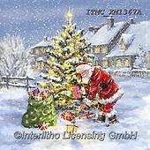Marcello, CHRISTMAS SANTA, SNOWMAN, WEIHNACHTSMÄNNER, SCHNEEMÄNNER, PAPÁ NOEL, MUÑECOS DE NIEVE, paintings+++++,ITMCXM1367A,#x#