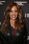 "Sunny Hostin attends the Broadway Opening Night performance for The Roundabout Theatre Company's ""A Soldier's Play""  at the American Airlines Theatre on January 21, 2020 in New York City."