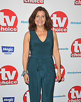 Rebecca Front at the TV Choice Awards 2018, The Dorchester Hotel, Park Lane, London, England, UK, on Monday 10 September 2018.<br /> CAP/CAN<br /> &copy;CAN/Capital Pictures