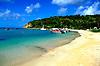 Beach in Anguilla, British West Indies