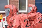20150309 Feuerwehr Großeinsatz: Ammoniakaustritt in Lohner Schlachterei